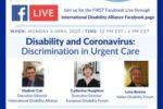 Un seminario internazionale in rete sulle discriminazioni nelle cure urgenti