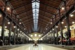 Un'immagine del Museo Nazionale Ferroviario di Pietrarsa, ubicato tra Napoli e Portici, che sarà la meta di una delle escursioni culturali dei giovani con disabilità visiva