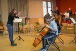 Uno dei percorsi riabilitativi attivati in questi anni tramite la musica, presso la Fondazione Sequeri Esagramma di Milano