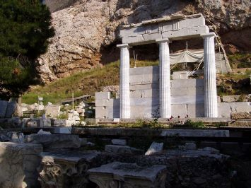 Santuario di Asclepio presso Atene