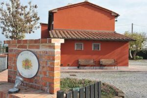 La Casa della Spiga a Ponte Buggianese (Pistoia)