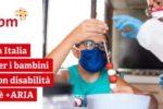 """Per bambini e bambine con disabilità c'è """"+ARIA"""", anche nell'anno più difficile"""