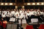 L'orchestra di MagicaMusica, composta da musicisti con disabilità