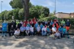 """Foto di gruppo oer la prima esercitazione pratica sull'uso del sistema """"LetiSMART"""", svoltasi il 12 giugno a Pistoia (immagine tratta dal sito della Protezione Civile della Toscana)"""