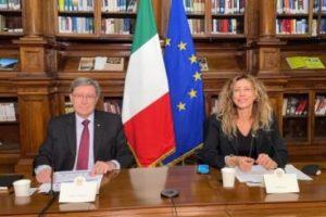 I ministri Giovannini e Stefani hanno annunciato l'arrivo